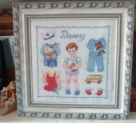 Des Histoires à broder - Danny