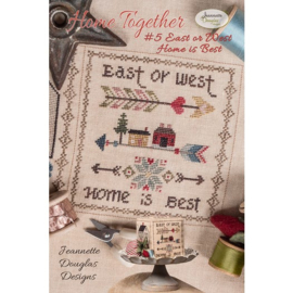Jeannette Douglas - Home together (#5 East or West - Home is Best)