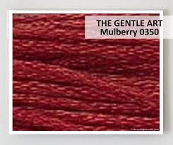 The Gentle Art - Mulberry