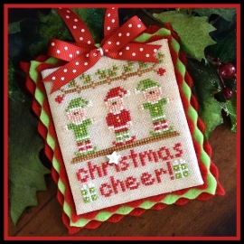Country Cottage Needleworks - Christmas Cheer