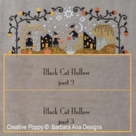 Barbara Ana Designs - Black Cat Hollow (part I)