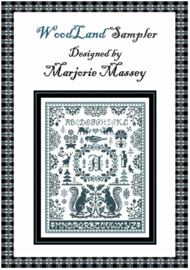 Marjorie Massey - Wood Land Sampler (PR26)