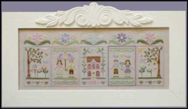 "Country Cottage Needleworks - ""Spring Social"""