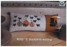 Thistles - Blackbirds waiting (1721-10)