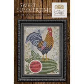 Cottage Garden Samplings - Sweet Summertime (A time for all season series nr. 7)