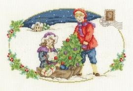DMC - BK1581 - The Christmas Tree
