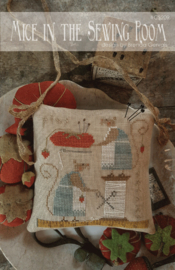 With thy needle & thread - Mice in the sewing room