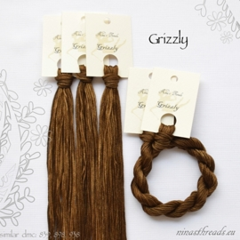 Nina's Threads - Grizzly