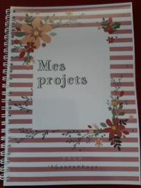 Cahier à projets (in het frans)