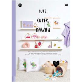 Rico Design - Boekje nr. 175 - Cute, Cuter, Kawaii ....