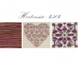 DMC Coloris 4504 - Hortensia