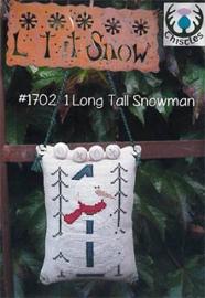 Thistles - Long Tall Snowman (1702-1)