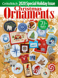 Just CrossStitch - Christmas Ornaments 2020