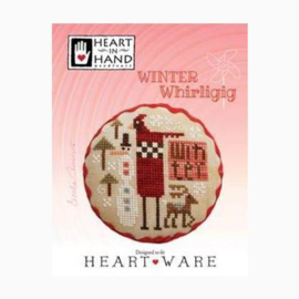 Heart in Hand - Winter Whirligig