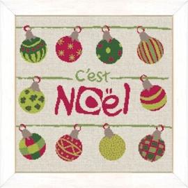 Lili Points - N016 (C'est Noël)