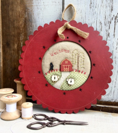 The Bee Company - Welcome countryside Barn (KTB79A)