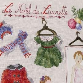 Les Brodeuses Parisiennes - Le Noël de Laurette (Aïda)