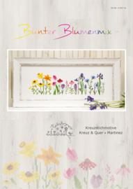 Kreuz & Quer - Bunter Blumenmix