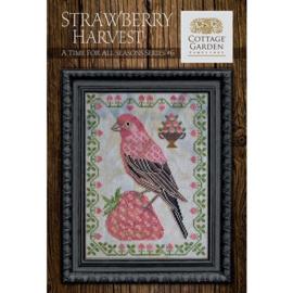 Cottage Garden Samplings - Strawberry Harvest (A time for all season series nr. 6)