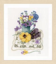 Lanarte - PN-0170951 - Violets (Marjolein Bastin)