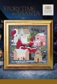 Cottage Garden Samplings - Storytime with Santa