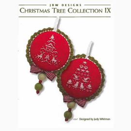 JBW Designs - Christmas Tree Collection IX