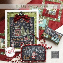 Hands on Design - Holly Jolly Farm