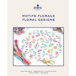 Boek - DMC - Floral Designs