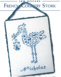 JBW Designs - French Country Stork