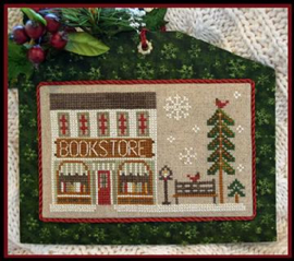 Little House Needleworks - The Bookstore (Hometown Holiday nr. 13)