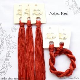 Nina's Threads - Aztec Red