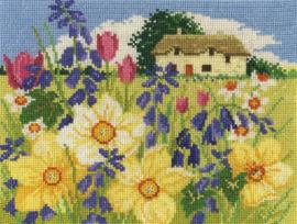 DMC - BK1676 - Spring Bloom
