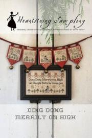 Heartstring Samplery - Ding Dong Merrily on high