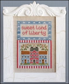 Country Cottage Needleworks - Land of Liberty