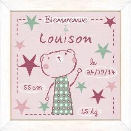 Lili Points - B017 (geboorte meisje)