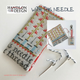 Hands on Design - With this needle