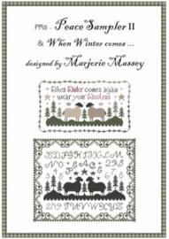 Marjorie Massey - Peace Sampler II