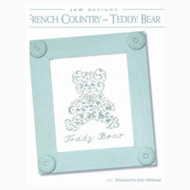 JBW Designs - French Country Teddy Bear (235)