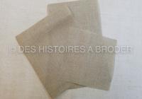 """Des Histoire à broder - Linnen supplement voor tas """"Mon tricot"""""""