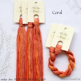 Nina's Threads - Coral