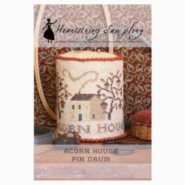 Heartstring Samplery - Acorn House - Pin drum