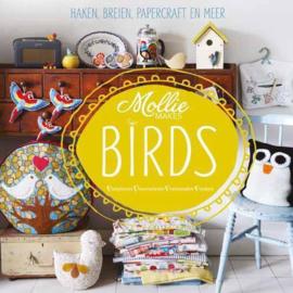 Boek - Mollie makes Birds (haken, breien, papercraft en meer)