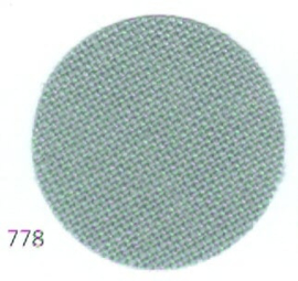 Precut - Zweigart - Belfast - kleur 778 (Smokey Pearl)