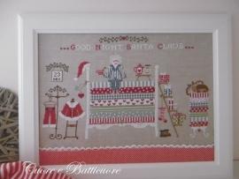 Cuore & Batticuore - Santa Claus on the pea