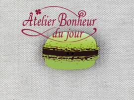 Atelier Bonheur du Jour -  Macaron  (groen)