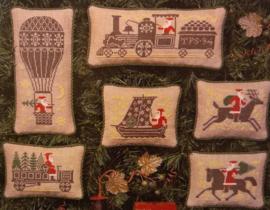 The Prairie Schooler - Santa Rides