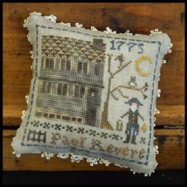 "Little House Needleworks -""Early Americans"" - nr. 6 Paul Revere"
