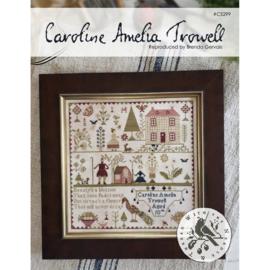 With thy needle and thread - Caroline Amelia Trowell