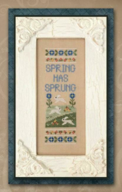 Country Cottage Needleworks - Spring has Sprung