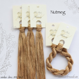 Nina's Threads - Nutmeg